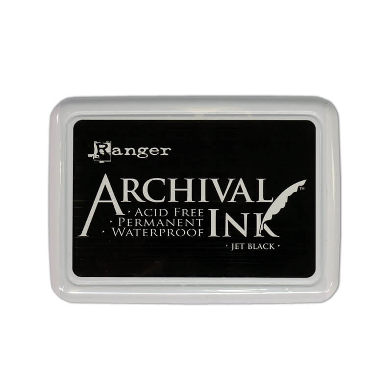 Archival Inks™ Jet Black by Ranger