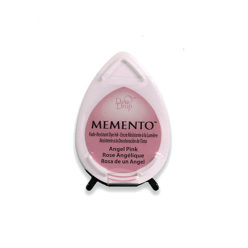 Memento Dew Drop Angel Pink Ink - Mini by Tsukineko