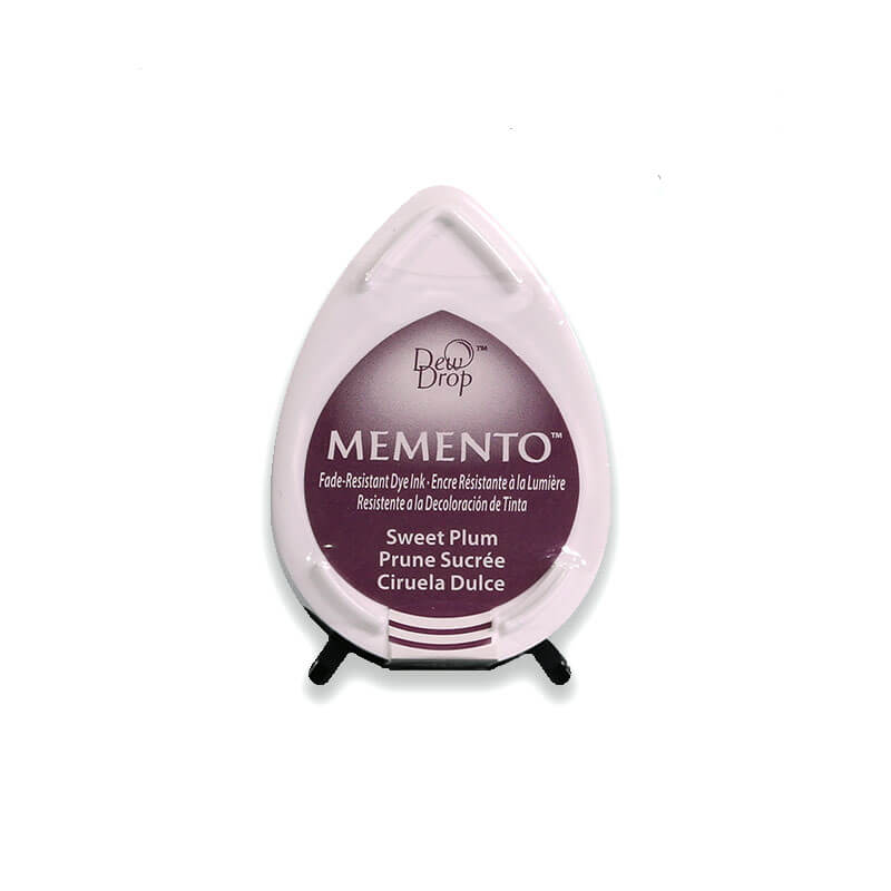 Memento Dew Drop Sweet Plum Ink - Mini by Tsukineko