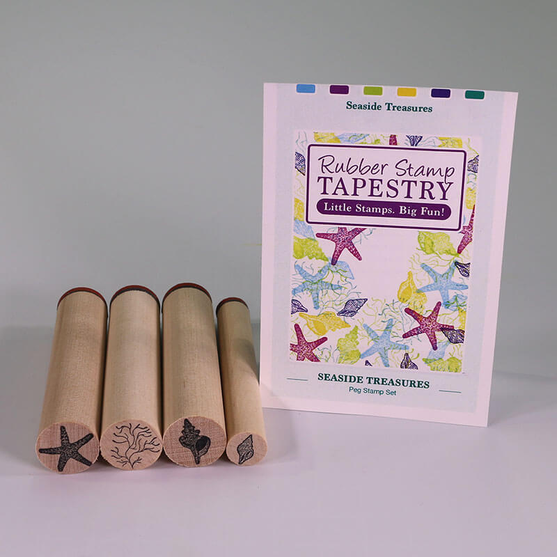 Seaside Treasures by Rubber Stamp Tapestry