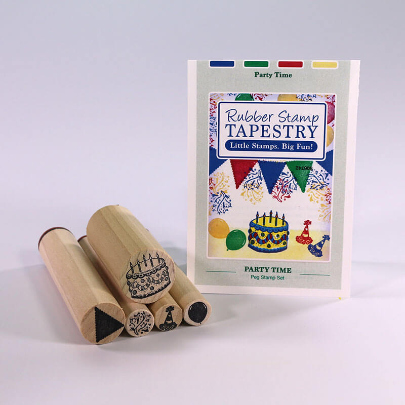 Party Time by Rubber Stamp Tapestry