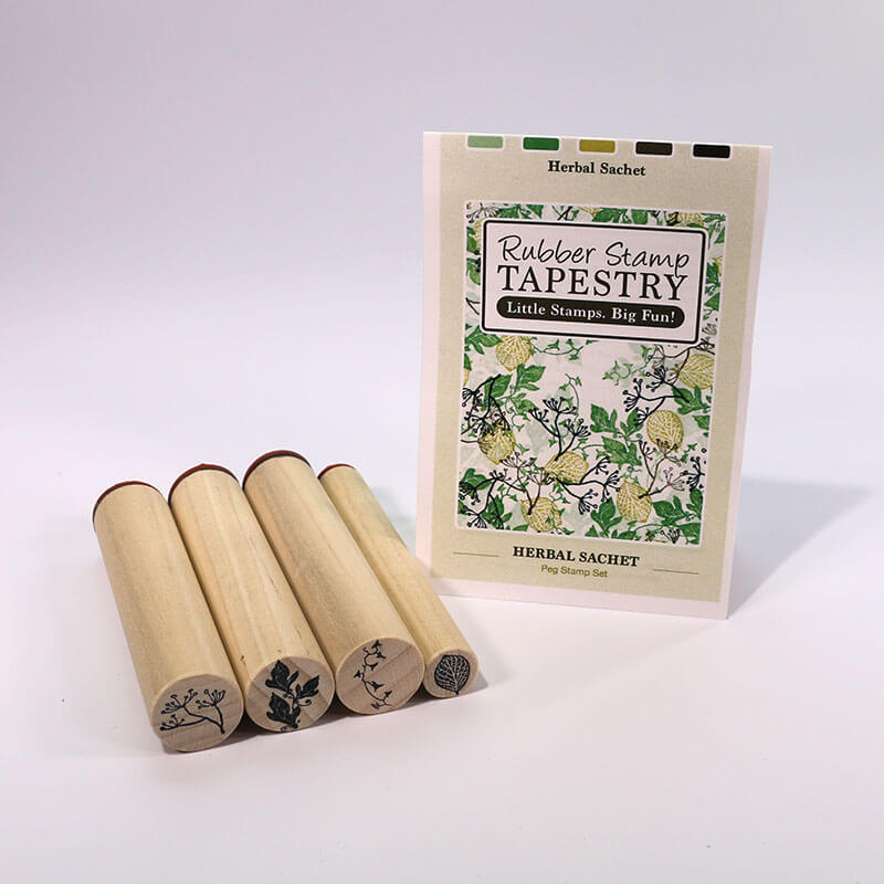 Herbal Sachet by Rubber Stamp Tapestry