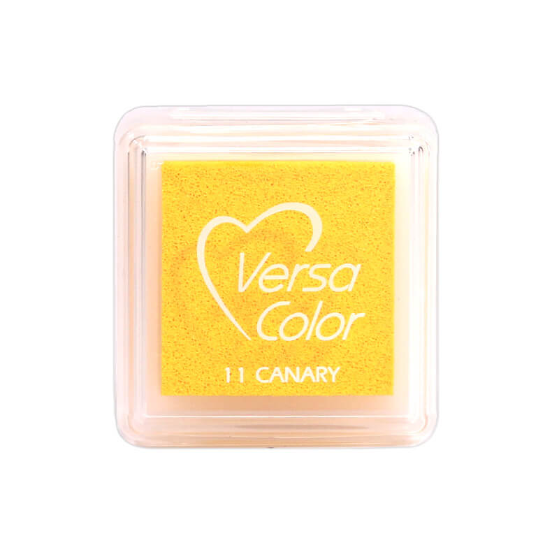 VersaColor™ Canary Ink - Cube Pad by Tsukineko