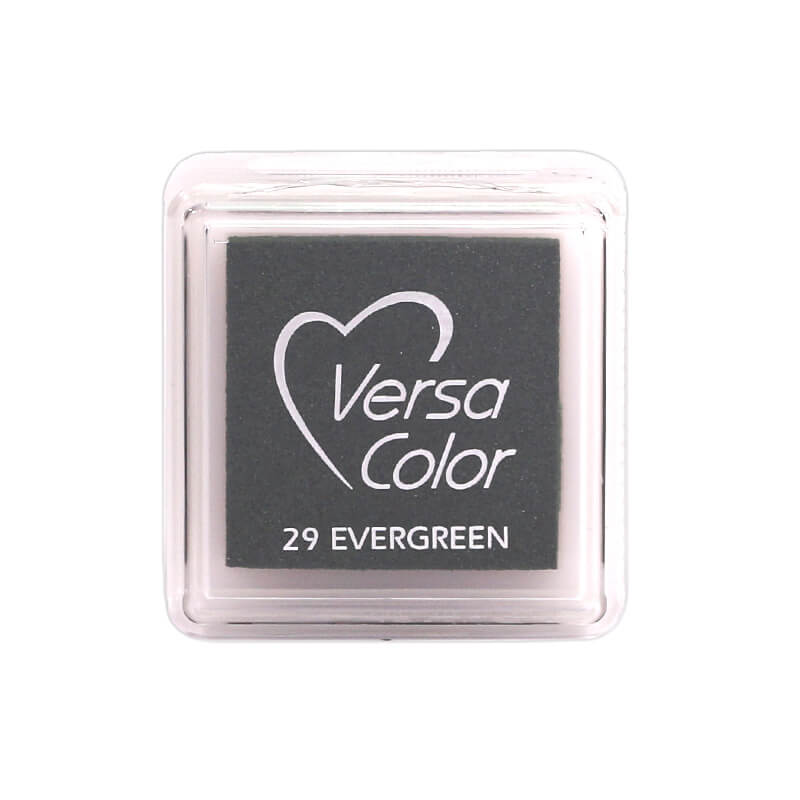VersaColor™ Evergreen Ink - Cube Pad by Tsukineko
