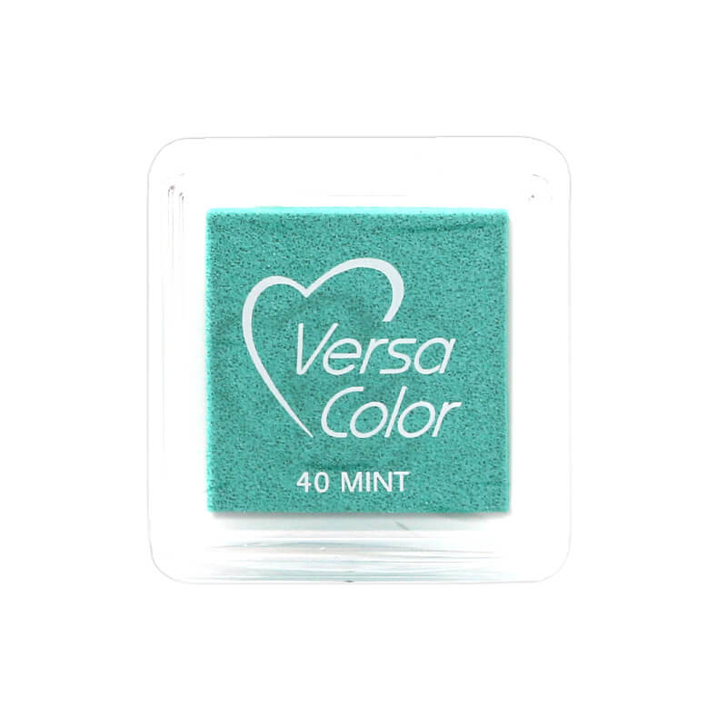 VersaColor™ Mint Ink - Cube Pad by Tsukineko