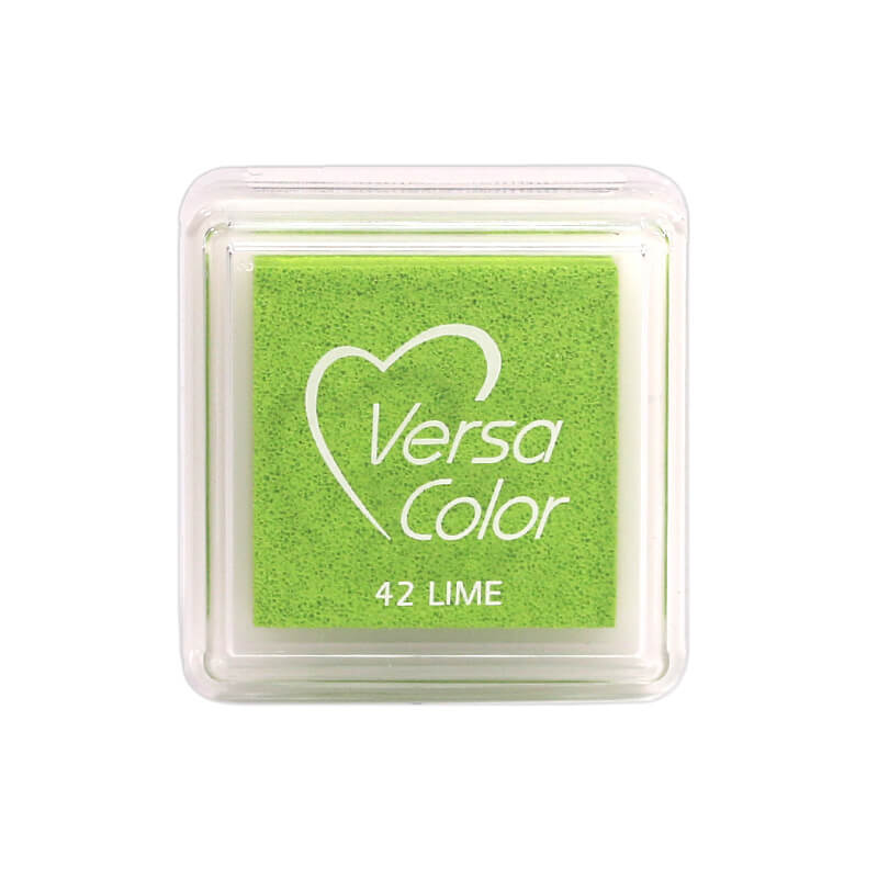 VersaColor™ Lime Ink - Cube Pad by Tsukineko