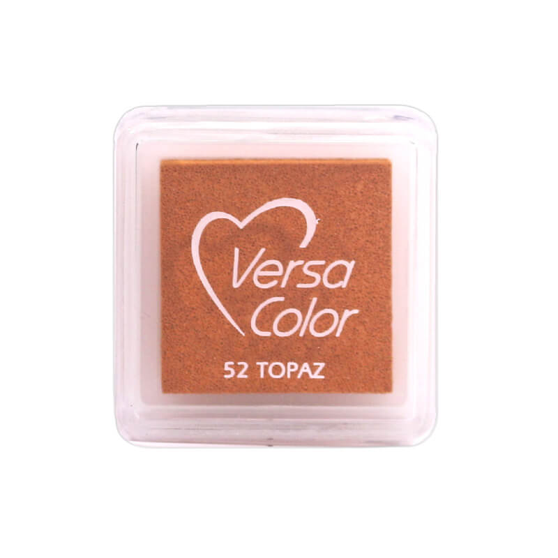 VersaColor™ Topaz Ink - Cube Pad by Tsukineko