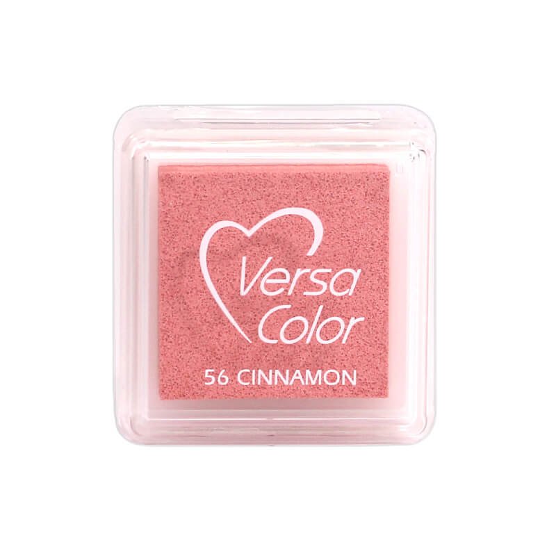 VersaColor™ Cinnamon Ink - Cube Pad by Tsukineko