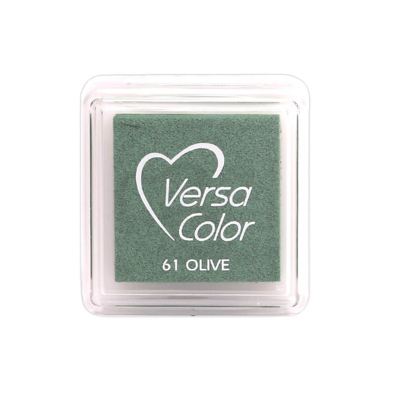 VersaColor™ Olive Ink - Cube Pad by Tsukineko