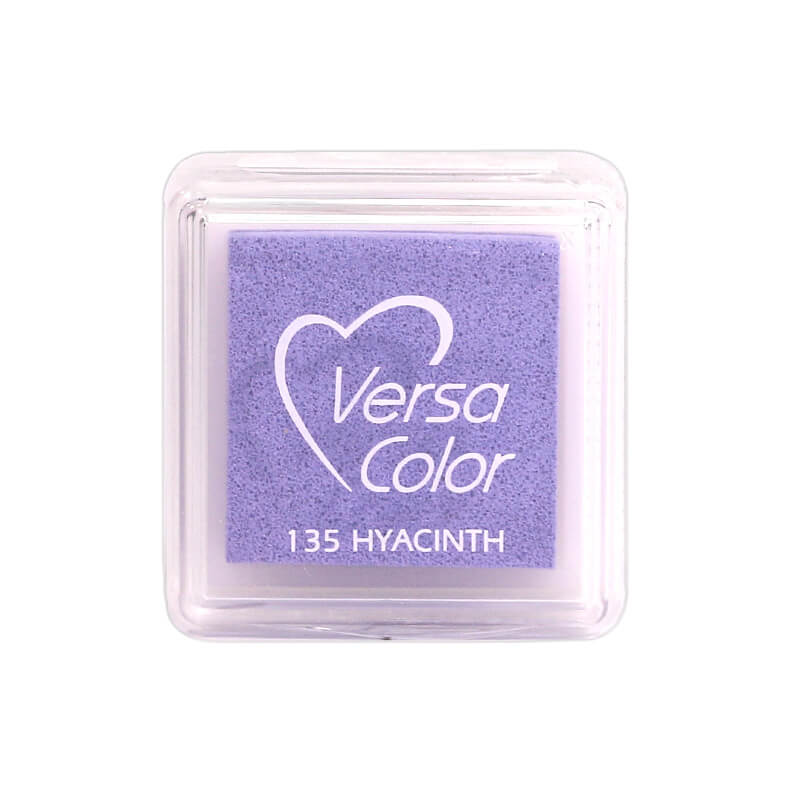 VersaColor™ Hyacinth Ink - Cube Pad by Tsukineko