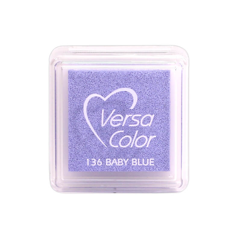 VersaColor™ Baby Blue Ink - Cube Pad by Tsukineko