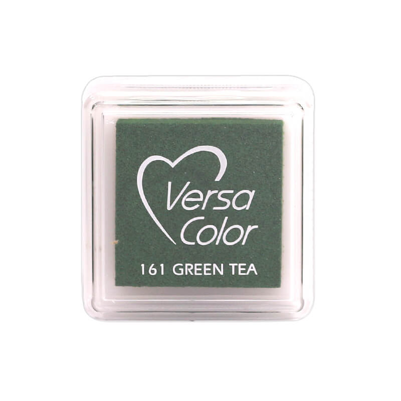 VersaColor™ Green Tea Ink - Cube Pad by Tsukineko